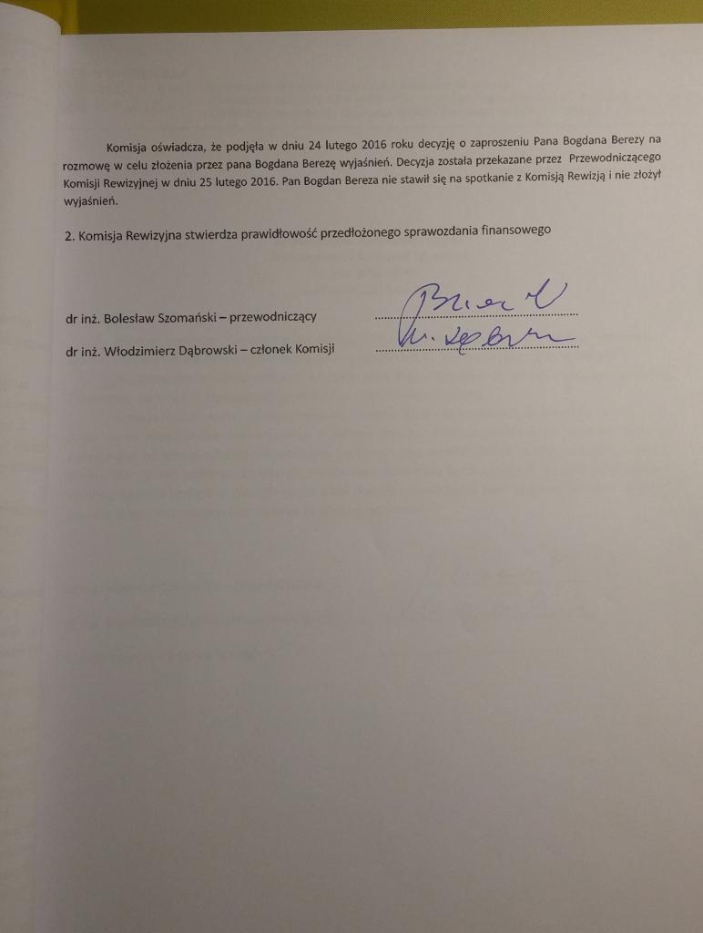 Wniosek Komisji Rewizyjnej_cz2