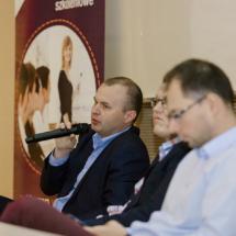 Prelegenci cierpliwie odpowiadali na pytania uczestników seminarium