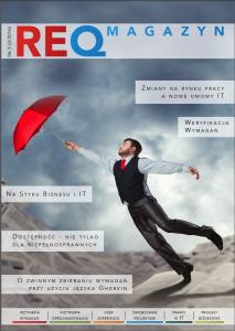 Najnowszy numer REQ Magazyn nr 5 już dostępny