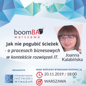 boomBA#8- Jak nie pogubić ścieżek….