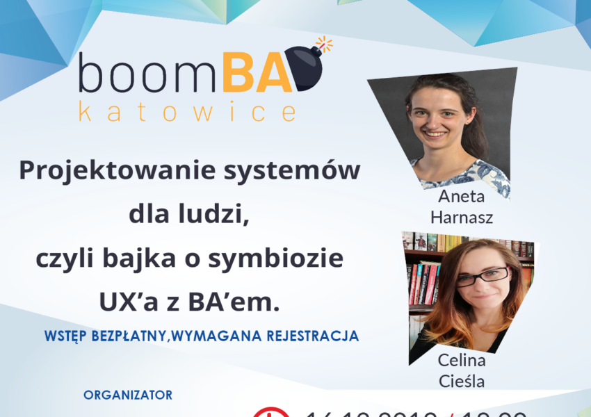 współpraca UX z BA